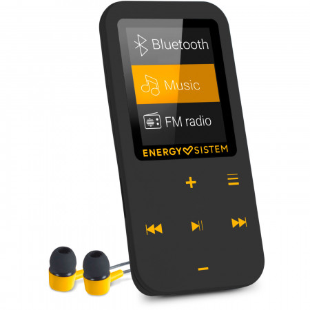 Energy MP4 Touch Bluetooth Amber MP4 lejátszó FM radióval