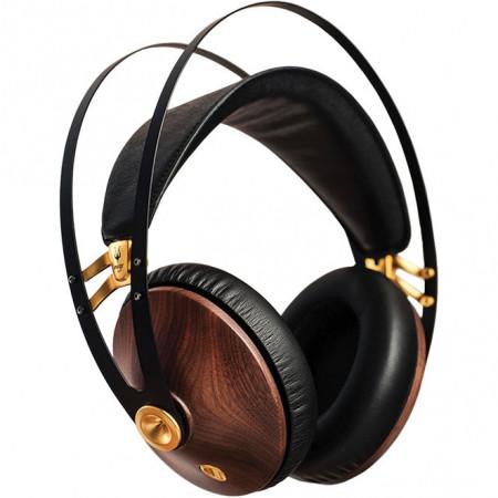 MEZE 99 Classics audiofil fejhallgató, diófa és arany