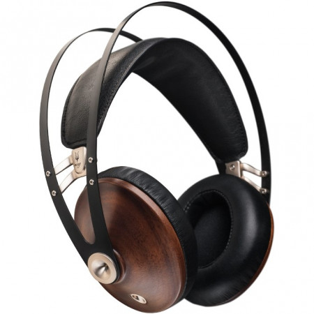MEZE 99 Classics audiofil fejhallgató, diófa és ezüst