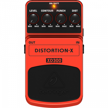 Behringer DISTORTION-X XD300