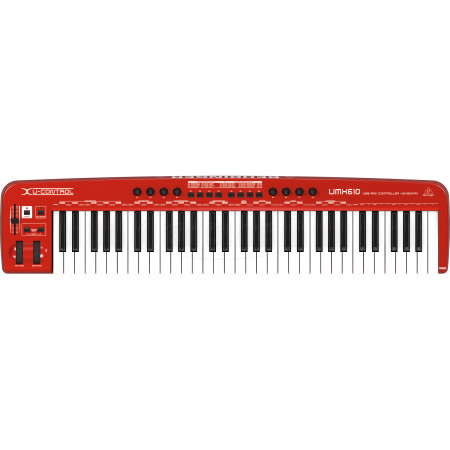 Behringer U-CONTROL UMX610 MIDI Kontroller