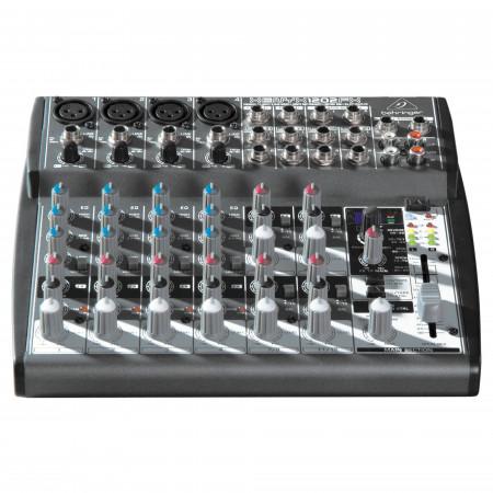 Behringer Xenyx 1202FX Prémium 12-Input 2-Busz Mixer