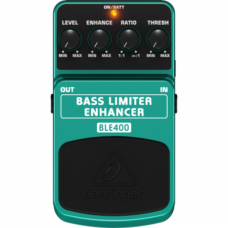 Behringer BASS LIMITER ENHANCER BLE400