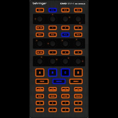 Behringer DJ CONTROLLER CMD DV-1