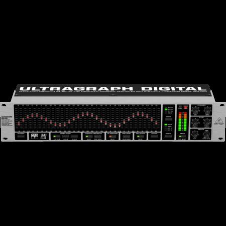 Behringer DEQ1024 ULTRAGRAPH Digitális EQ