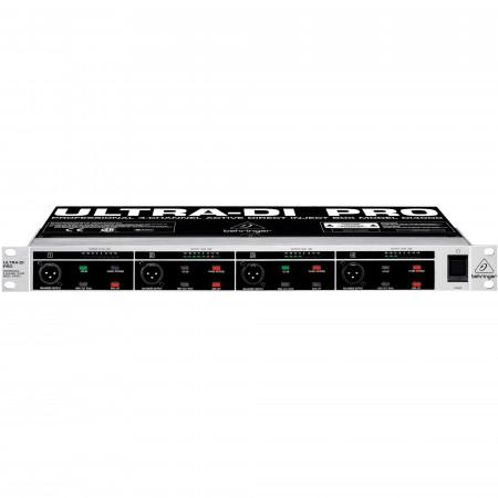 Behringer DI4000 Ultra-DI Pro 4-Csatornás DI-Box
