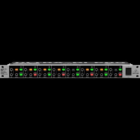 Behringer ULTRA-DI DI800 8-Csatornás DI Box