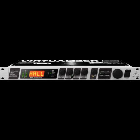 Behringer FX2000 Virtualizer 3D Multieffekt Processzor