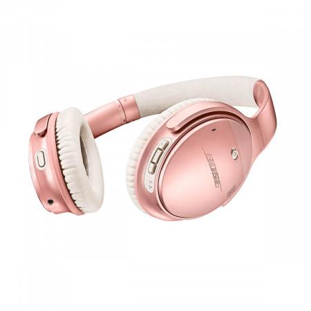BOSE QC35 QuietComfort 35 II aktív zajszűrős, kábel nélküli fejhallgató, rose gold (limitált kiadás)