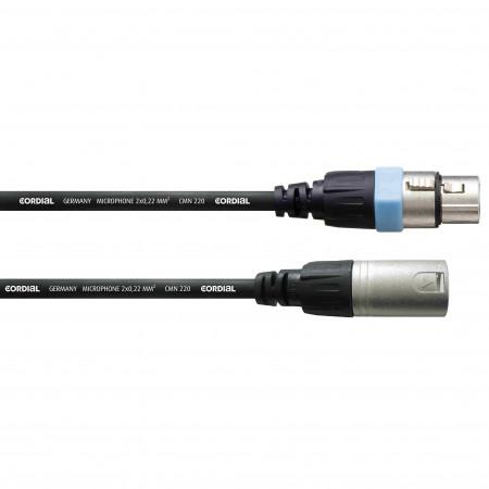 Cordial CCM 2.5 FM Mikrofonkábel
