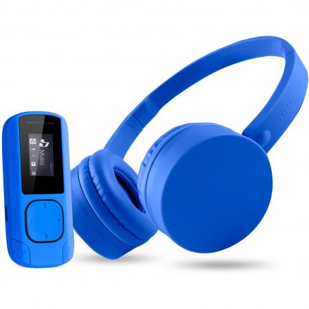 Energy Music Pack Bluetooth fejhallgató és MP3 lejátszó