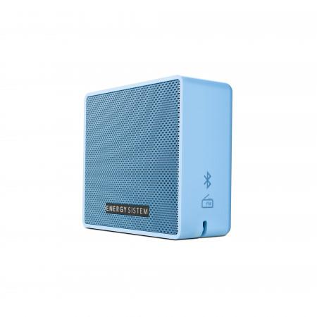 Energy Music Box 1+ égkék Bluetooth hangszóró FM rádióval