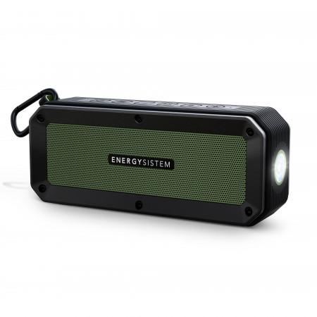 Energy Outdoor Box Adventure zöld Bluetooth hangszóró FM rádióval
