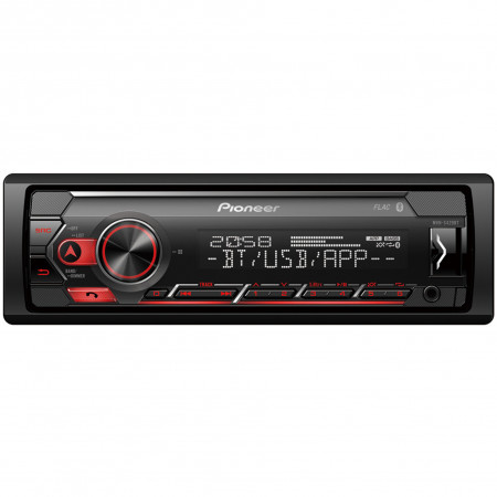 Pioneer MVH-S420BT Bluetooth/USB/AUX autóhifi fejegység