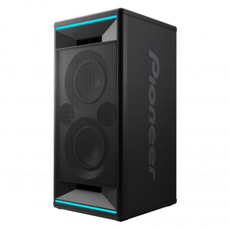 Pioneer Club7 Bluetooth party hangszóró, fekete