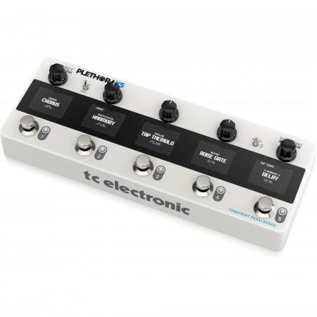 TC Electronic PLETHORA X5 effekt pedál