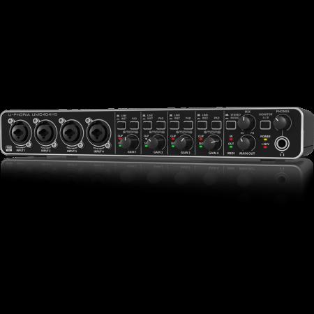 Behringer U-Phoria UMC404HD USB Audio Interfész