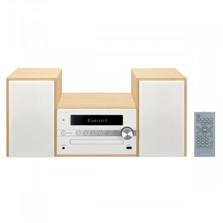 Pioneer X-CM56-W CD/FM/Bluetooth/USB micro Hifi, fehér