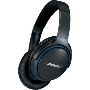 BOSE SoundLink AE II vezetéknélküli fejhallgató, fekete