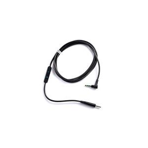 BOSE QuietComfort 25 zsinórmikrofonos és távirányítós cserekábel Android eszközökhöz, fekete