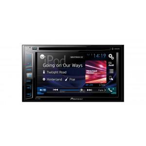 Pioneer AVH-X390BT Bluetooth/USB/AUX multimédia fejegység