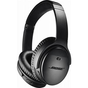 BOSE QC35 QuietComfort 35 II aktív zajszűrős, kábel nélküli fejhallgató, fekete