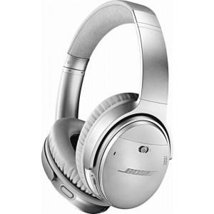 BOSE QC35 QuietComfort 35 II aktív zajszűrős, kábel nélküli fejhallgató, ezüst