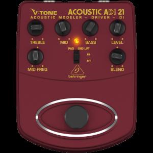 Behringer ADI21 V-Tone Akusztikus Erősítő Modellező DI Box