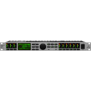 Behringer DCX2496 UltraDrive Pro 24Bit/96kHz Digitális Hangfalkezelő Rendszer