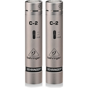 Behringer C-2 Kondenzátor Mikrofon