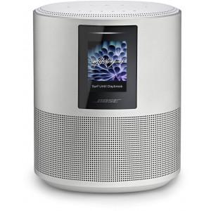 BOSE Home Speaker 500 otthoni Bluetooth/Wi-Fi hangsugárzó, ezüst