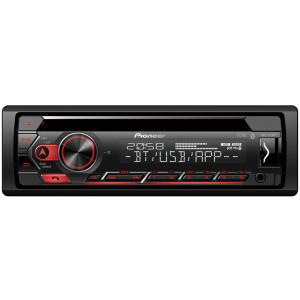 Pioneer DEH-S420BT CD/Bluetooth/USB/AUX autóhifi fejegység