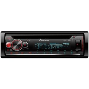 Pioneer DEH-S720DAB DAB+/CD/Bluetooth/USB/AUX autóhifi fejegység