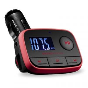Energy f2 Racing Red autós MP3 lejátszó piros