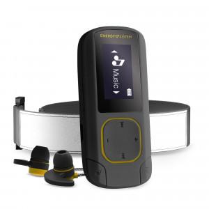 Energy MP3 Clip BT Sport borostyán | MP3 lejátszó Bluetooth és FM radióval