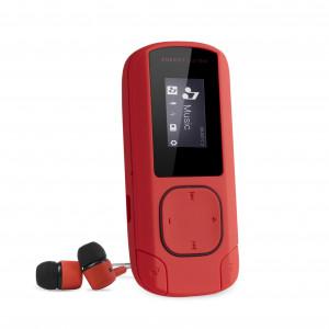 Energy MP3 Clip korall 8 GB | MP3 lejátszó FM radióval