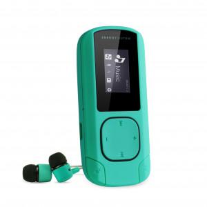 Energy MP3 Clip menta 8 GB | MP3 lejátszó FM radióval