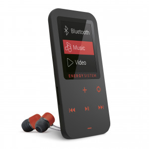 Energy MP4 Touch Bluetooth korall 8 GB | MP4 lejátszó FM radióval