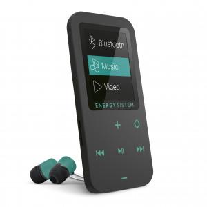 Energy MP4 Touch Bluetooth menta 8 GB | MP4 lejátszó FM radióval