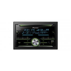Pioneer FH-X730BT Bluetooth/CD/USB autóhifi fejegység
