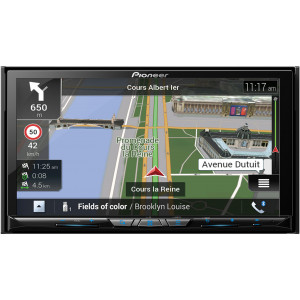 Pioneer AVIC-Z830DAB navigációs multimédia fejegység
