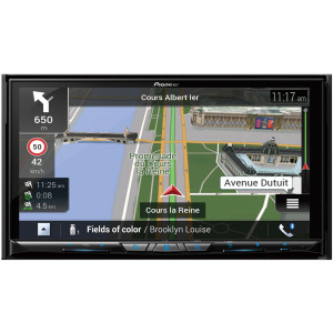 Pioneer AVIC-Z930DAB navigációs multimédia fejegység
