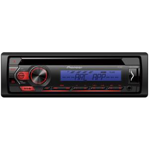 Pioneer DEH-S120UBB CD/USB/AUX autóhifi fejegység, kék