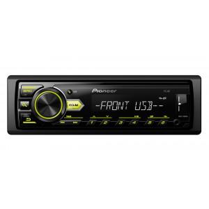 Pioneer MVH-09UBG USB/AUX autóhifi fejegység