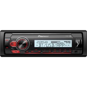 Pioneer MVH-MS410BT Bluetooth/USB hajós fejegység