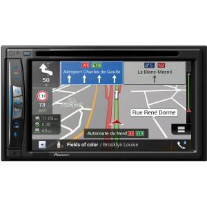 Pioneer AVIC-Z630BT navigációs multimédia fejegység