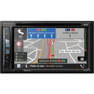 Pioneer AVIC-Z730DAB navigációs multimédia fejegység