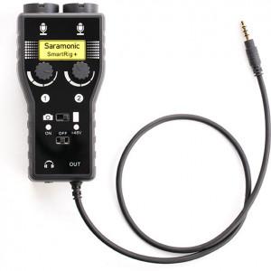 Saramonic SmartRig+ Mikrofon/Gitár Interfész