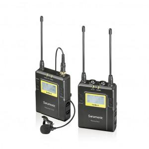 Saramonic UwMic9 Kit1 RX9+TX9 Vezeték nélküli Mikrofon Rendszer
