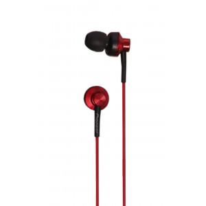 Pioneer SE-CL522-R fülhallgató, piros